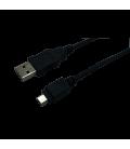 USB 2.0 A --> mini B 1.80m LogiLink