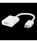 Adapter DisplayPort 1.2 --> DVI-D LogiLink