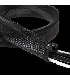 Kabelslang FlexWrap met rits 2.0m / 30mm LogiLink