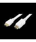 DisplayPort  HDMI 2.00m LogiLink Wit