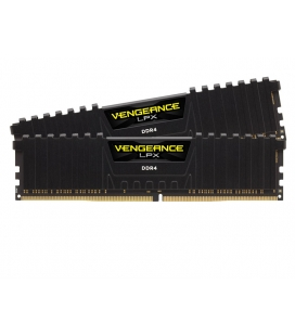 16384MB DDR4/2666 Corsair Vengeance LPX CL16 KIT zwart
