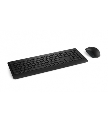 DT Microsoft Wireless Desktop 900 Zwart