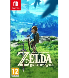 Nintendo Switch Zelda Breath Of The Wild
