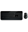 DT Microsoft Wireless Desktop 2000 Zwart draadloos Re
