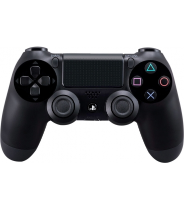 Playstation 4 controller zwart