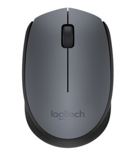 Logitech M170 Optical USB Grey Retail Wireless
