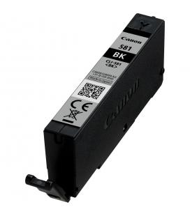 Canon (T) CLI-581 BK Zwart 5,6ml (Origineel)