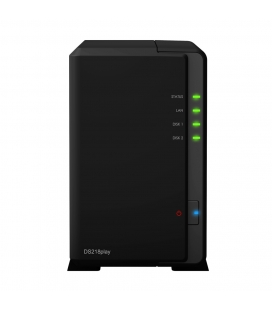 Synology DS218Play 2-bay/USB 3.0/GLAN
