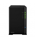 Synology Value Series DS218Play 2-bay/USB 3.0/GLAN