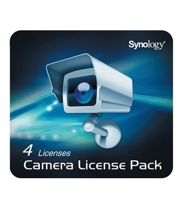 Synology Device License 4 camera's