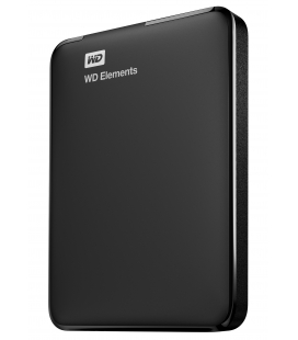 "2,0TB WD Elements Portable 2,5""/Zwart/USB 3.0"
