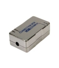 Inline coupler RJ45 Box Cat5/6 1:1 Shielded LogiLink