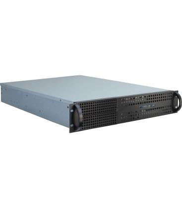 Inter-Tech 2U 2129-N Server Case 0 Watt / Zwart