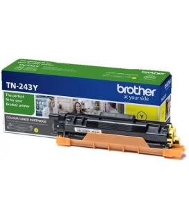Brother TN-243Y Geel 1.000 pagina`s (Origineel)