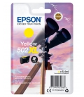 Epson 502XL Singelpack Geel 6,4ml (Origineel)
