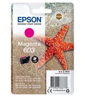 Epson 603 Singlepack Magenta 2,4ml (Origineel)