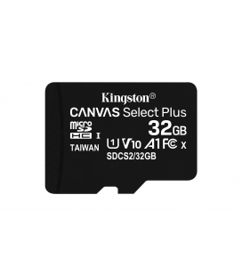 SDHC Card Micro 32GB Kingston UHS-I Canvas Select Plus
