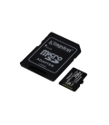 SDXC Card Micro 256GB Kingston UHS-I Canvas Select Plus