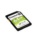 SDXC Card 64GB Kingston UHS-I Canvas Select Plus