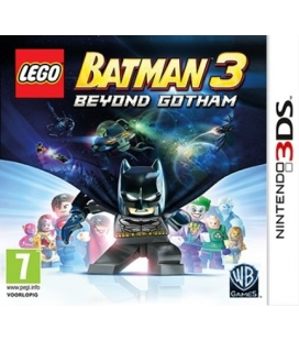 3DS LEGO Batman 3: Beyond Gotham