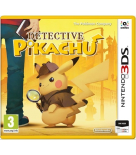 3DS Detective Pikachu