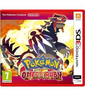 3DS Pokemon: Omega Ruby