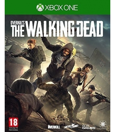 Xbox One OVERKILL's The Walking Dead