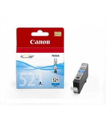 Canon (C) CLI-521C Cyaan 9,0ml (Origineel)