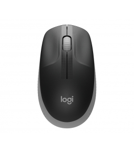 Logitech M190 Optical USB Zwart-Zilver Retail Wireless