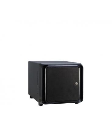 Inter-Tech SC-4100 - 4xHDD/USB3.2/Kubus/mini-ITX