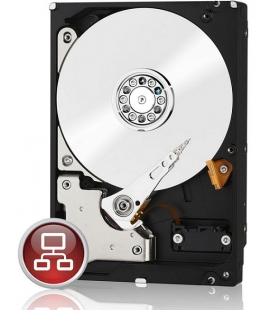 1,0TB WD Red WD10EFRX SATA3/64MB/5400rpm