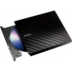 Asus DRW-08D2S-U 8x USB 2.0 / Retail / Zwart