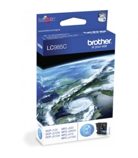 Brother LC-985C Cyaan 9,4ml (Origineel)
