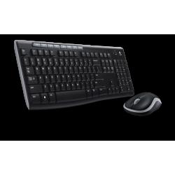 DT Logitech MK270 Zwart draadloos Retail