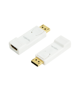 Adapter DisplayPort 1.1  HDMI LogiLink