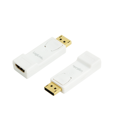 Adapter DisplayPort 1.1  HDMI LogiLink