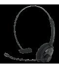 LogiLink Mono Headset Bluetooth zwart