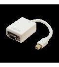 Adapter DisplayPort mini 1.1a --> VGA LogiLink