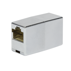 Inline coupler RJ45 Cat5e 1:1 Unshielded LogiLink