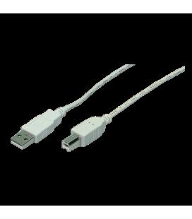 USB 2.0 A --> B 2.00m LogiLink