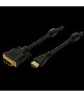 HDMI --> DVI-D 2.00m LogiLink