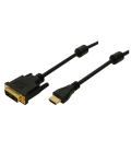 HDMI  DVI-D 2.00m LogiLink