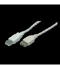 USB 2.0 A --> A 3.00m Verlenging LogiLink