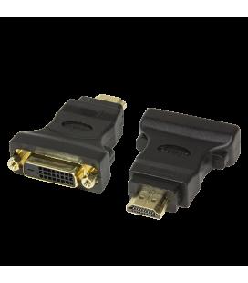 Adapter HDMI (M)  DVI-D (F) LogiLink