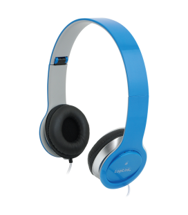 LogiLink Stereo Headset met Microphone blauw