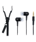 LogiLink Zipper Stereo In-Ear Headset zwart