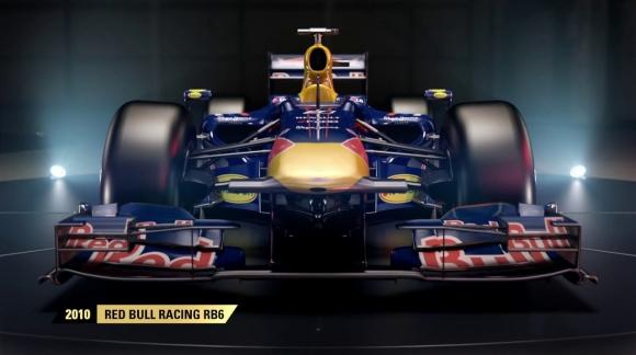 Nieuwe F1 2017 trailer uitgebracht