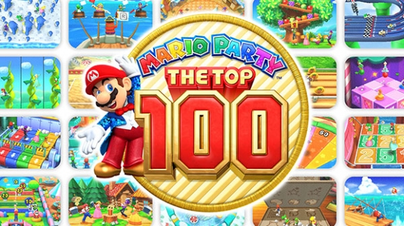 Mario Party The Top 100 release vervroegd naar 22 december
