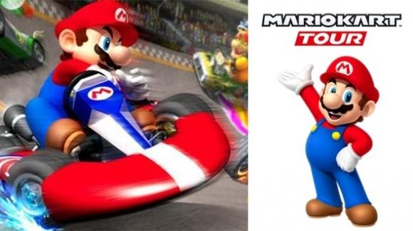Mario Kart mobile game aangekondigd: Mario Kart Tour