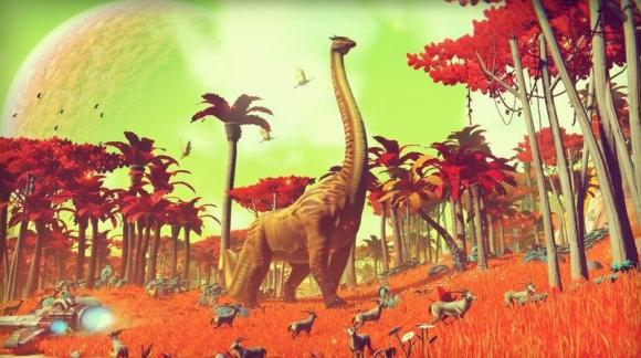Er zijn nu al meer No Man's Sky wezens ontdekt dan op aarde rondlopen